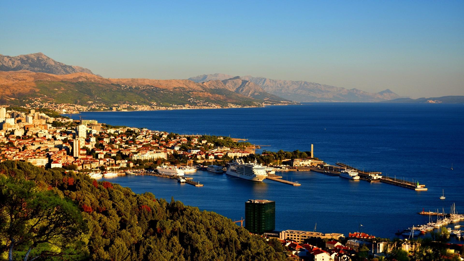 Piękna Chorwacja. Idealne miejsce na wakacje.