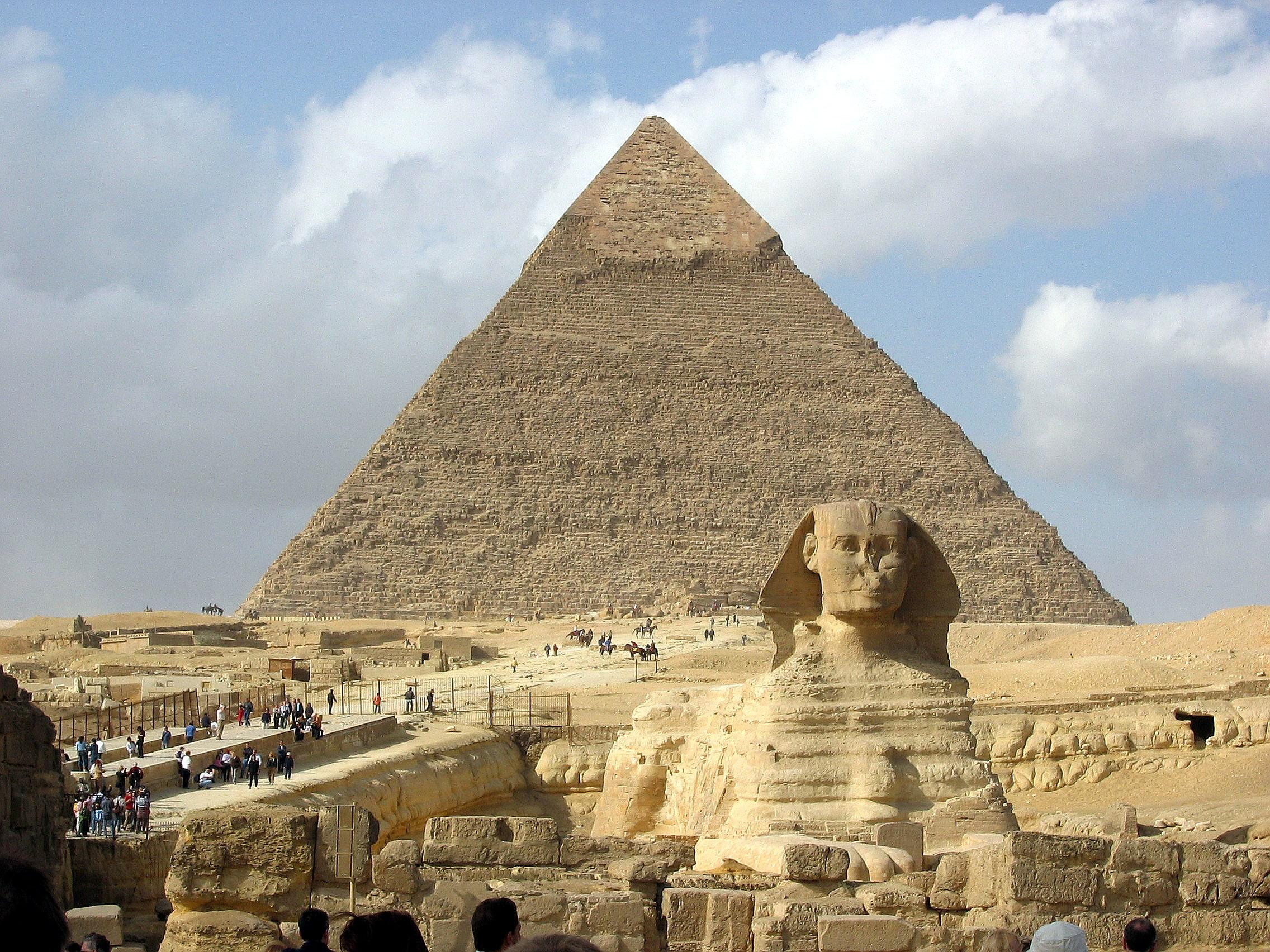 Pamiętaj o wcześniejszym zakupie ubezpieczenia do Egiptu.
