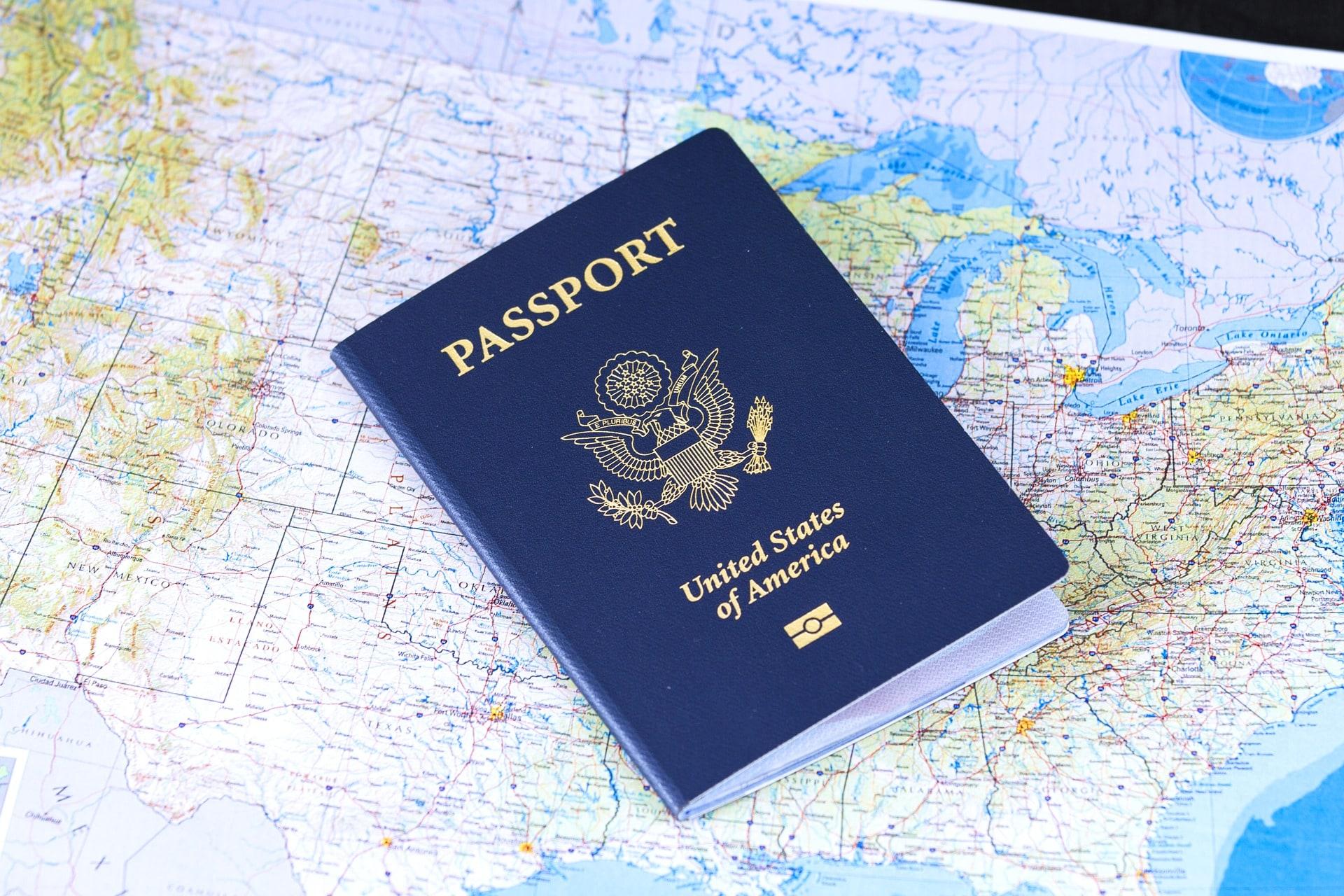 Uważaj z paszportem na granicy