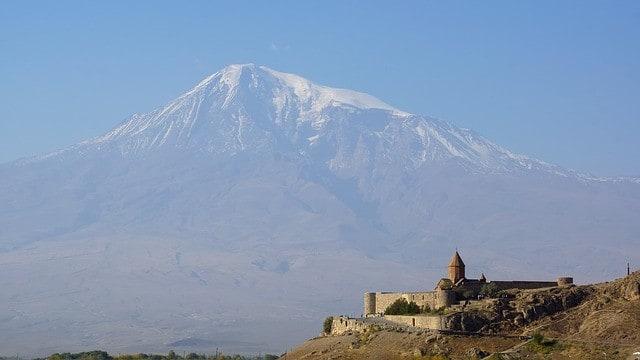 Niezwykły monastyr w Armenii