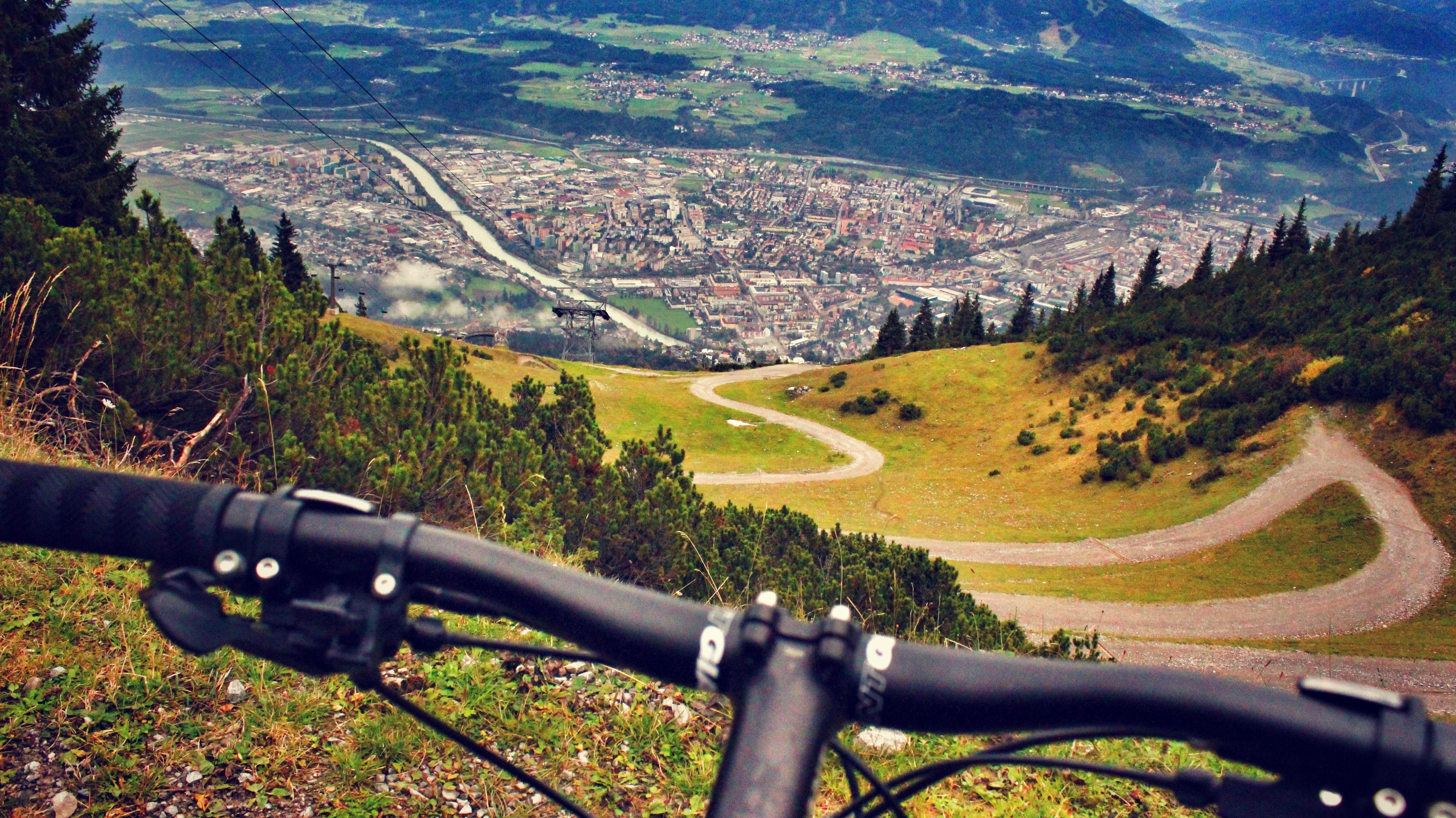 Najpiękniejsze trasy rowerowe w Austrii