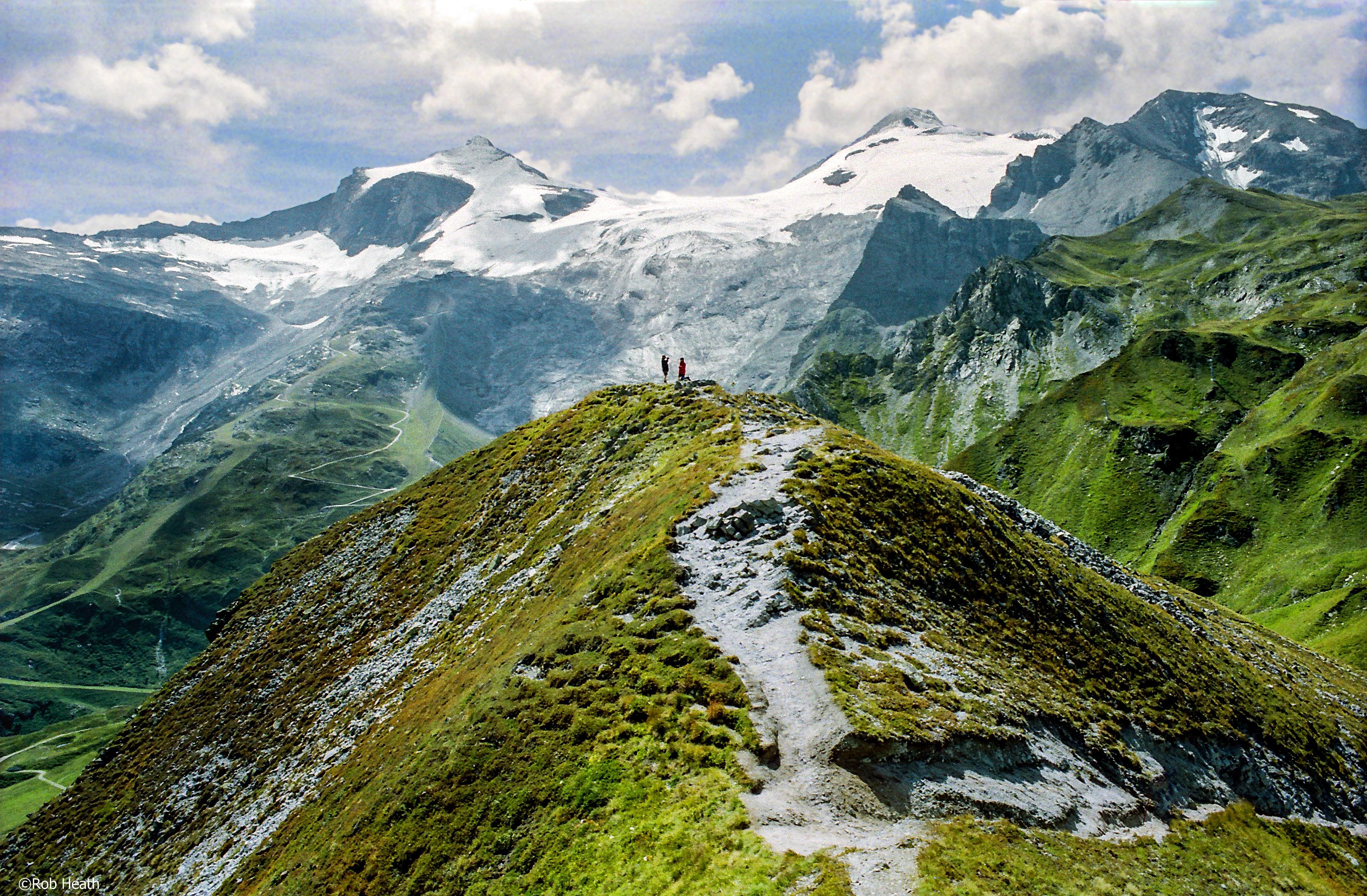 Najpiękniejsze trasy wędrówkowe w Austrii.