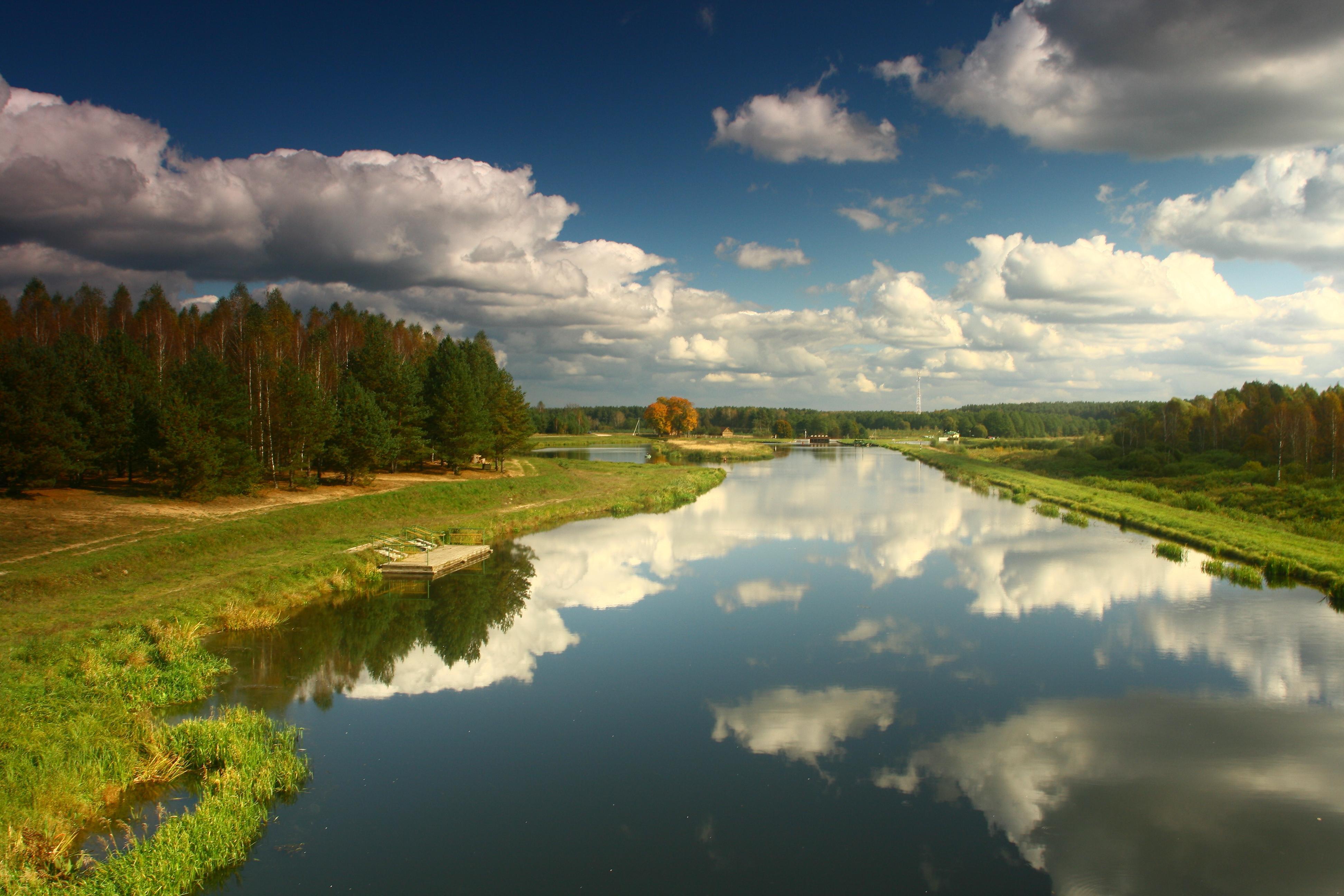 Ruch bezwizowy na Białorusi, Kanał Augustowski