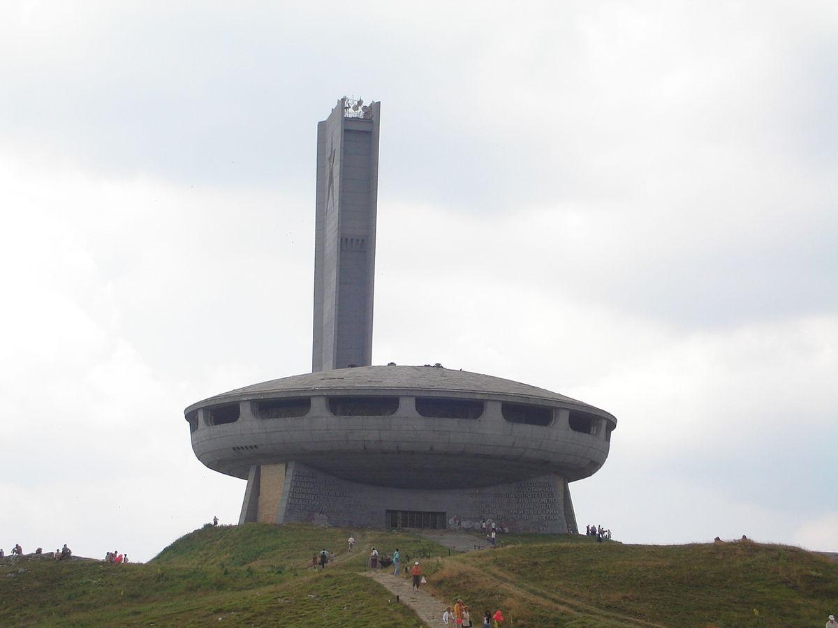 Bezłudża w Bułgarii. Niezwykły pomnik