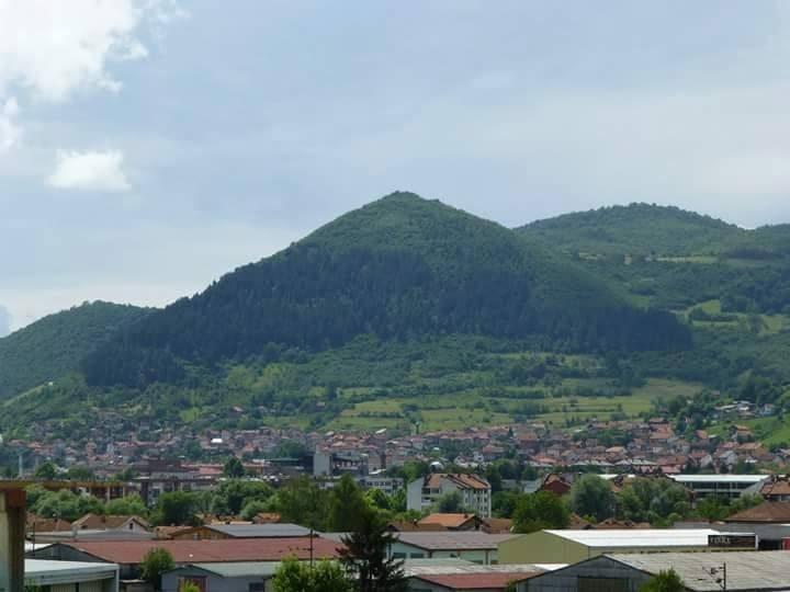 Piramidy w Bośni, Visoko, Sarajewo
