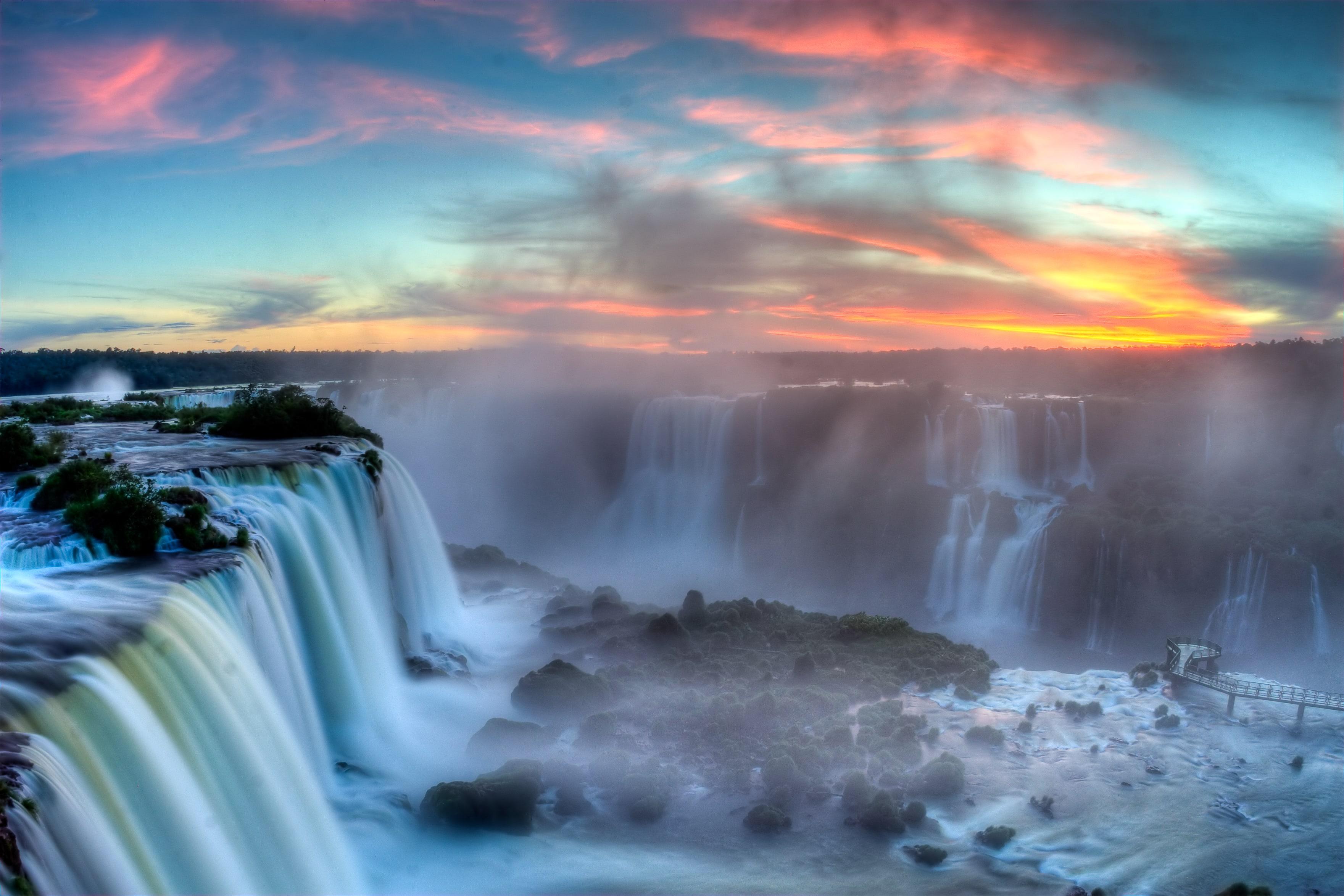 Brazylia, Wodospad Iguazu