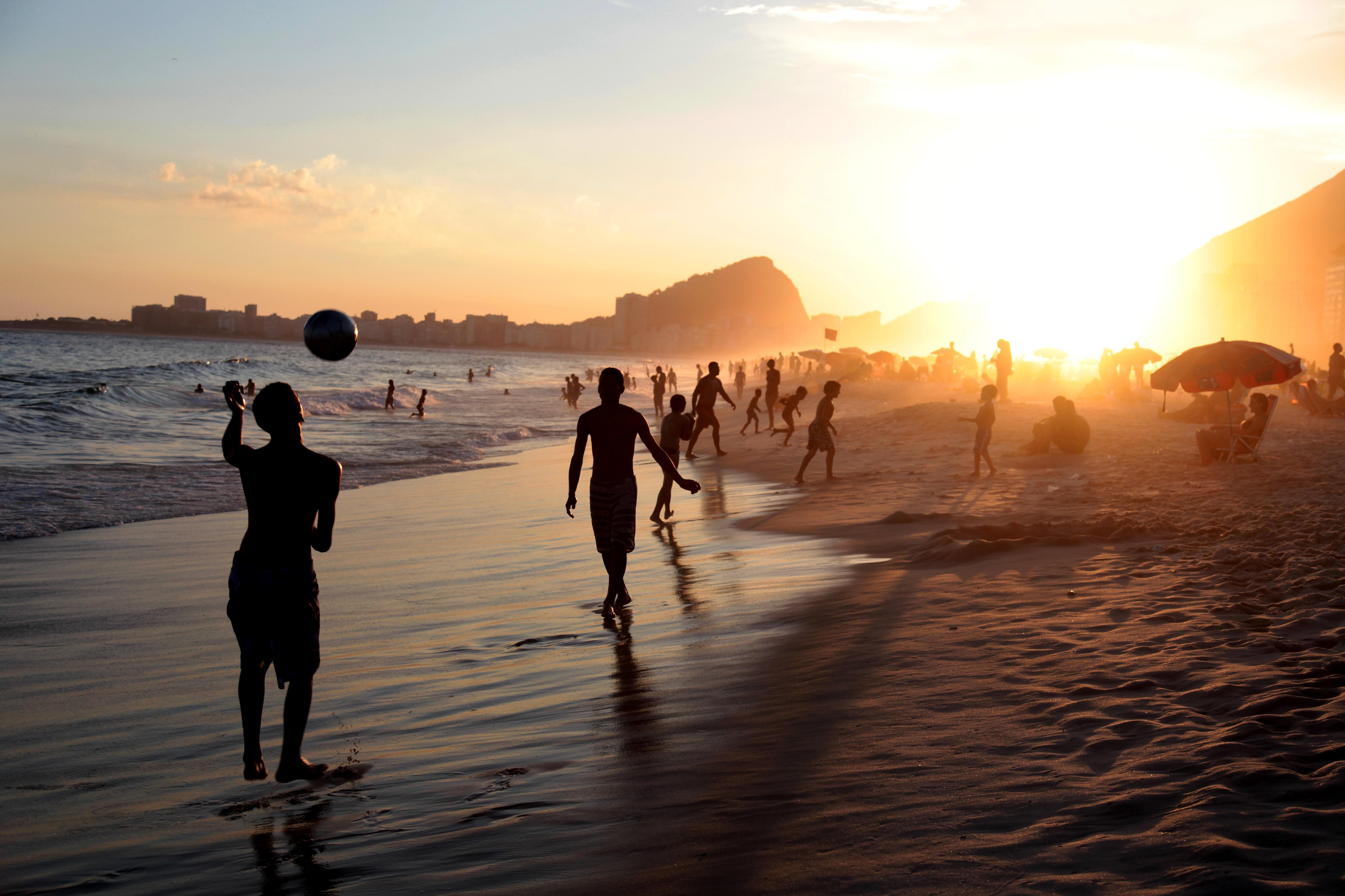 Uważaj na złodziejaszków w Brazylii