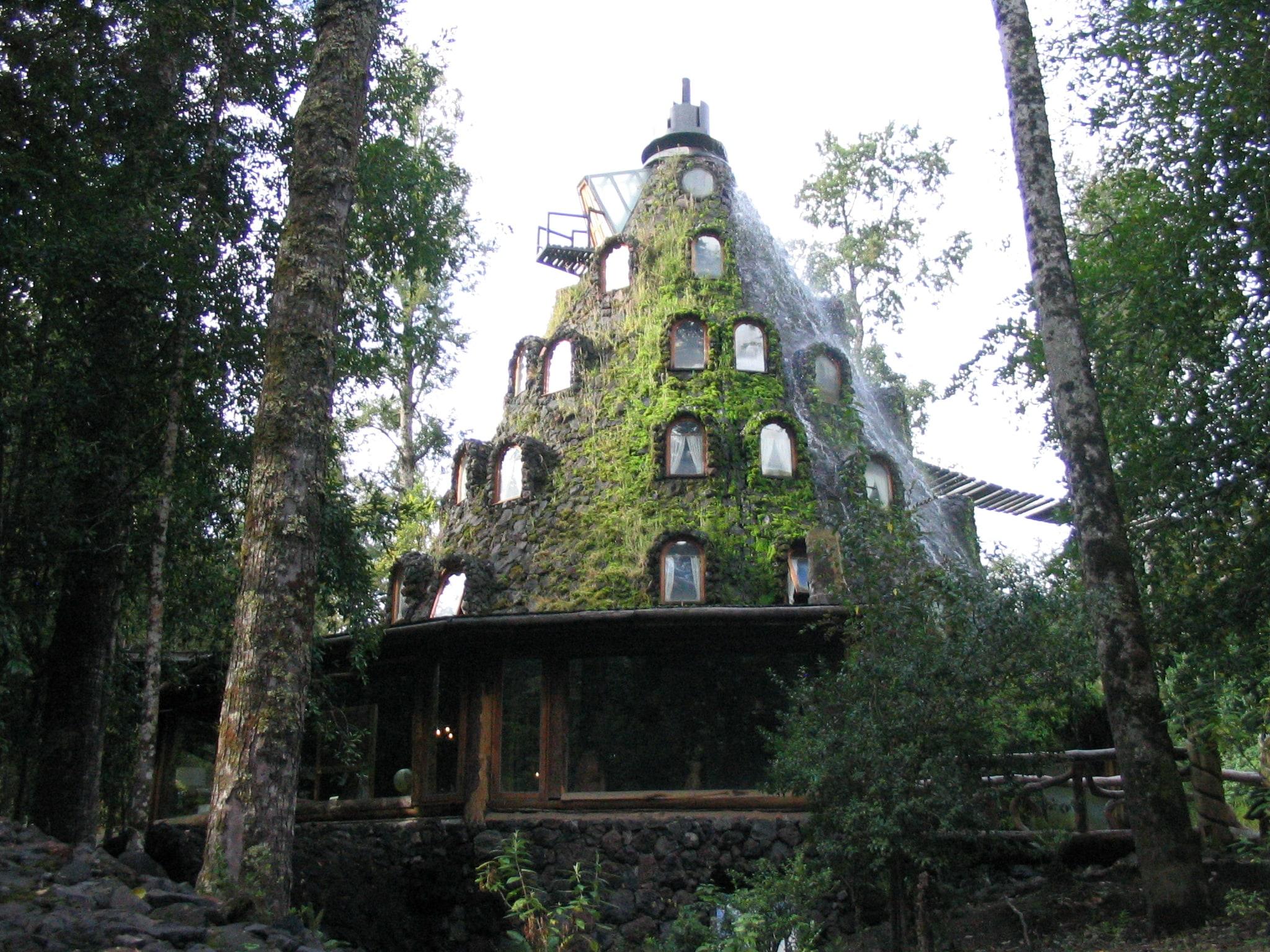 Montana Magica, Patagonia, Chile