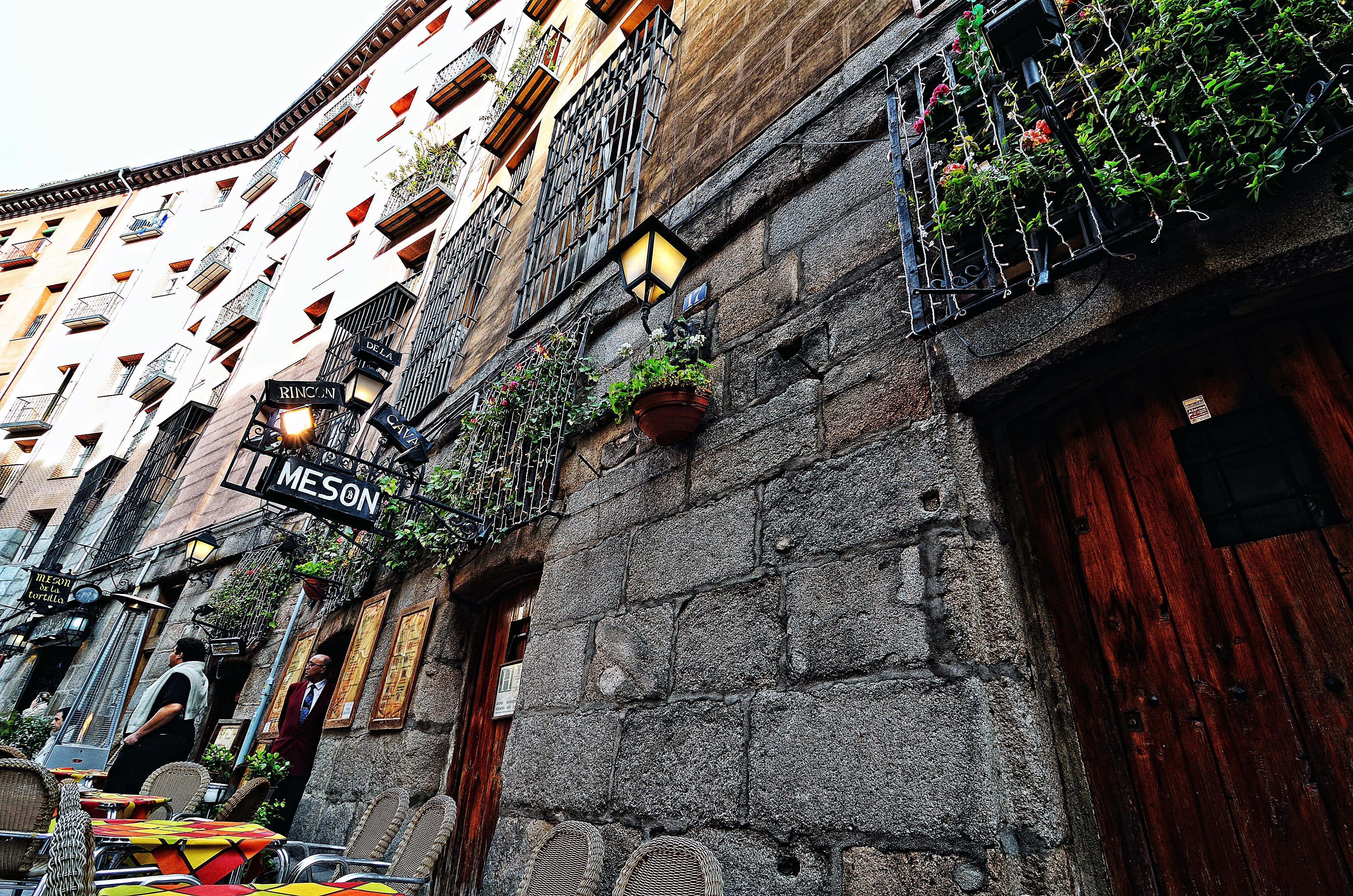 El Meson de la Cava, niezwykła restauracja w San Domingo.