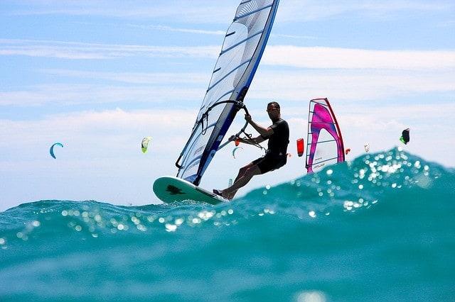 Idealne miejsce do surfowania, Dominikana, Cabarete