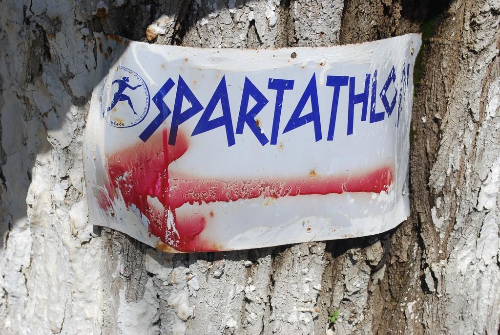 Spartathlon w Grecji