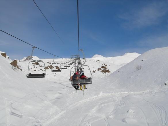 Najlepsze miejsca na narty w Gruzji.