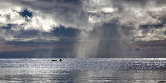 Historia niczym biblijna Arka Noego, Indonezja