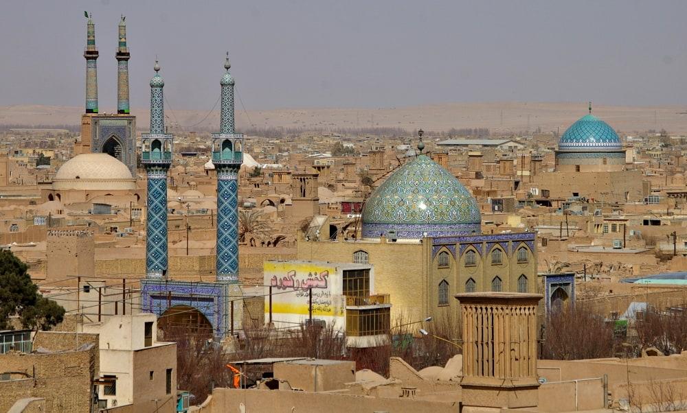 Wieże milczenia w Iranie
