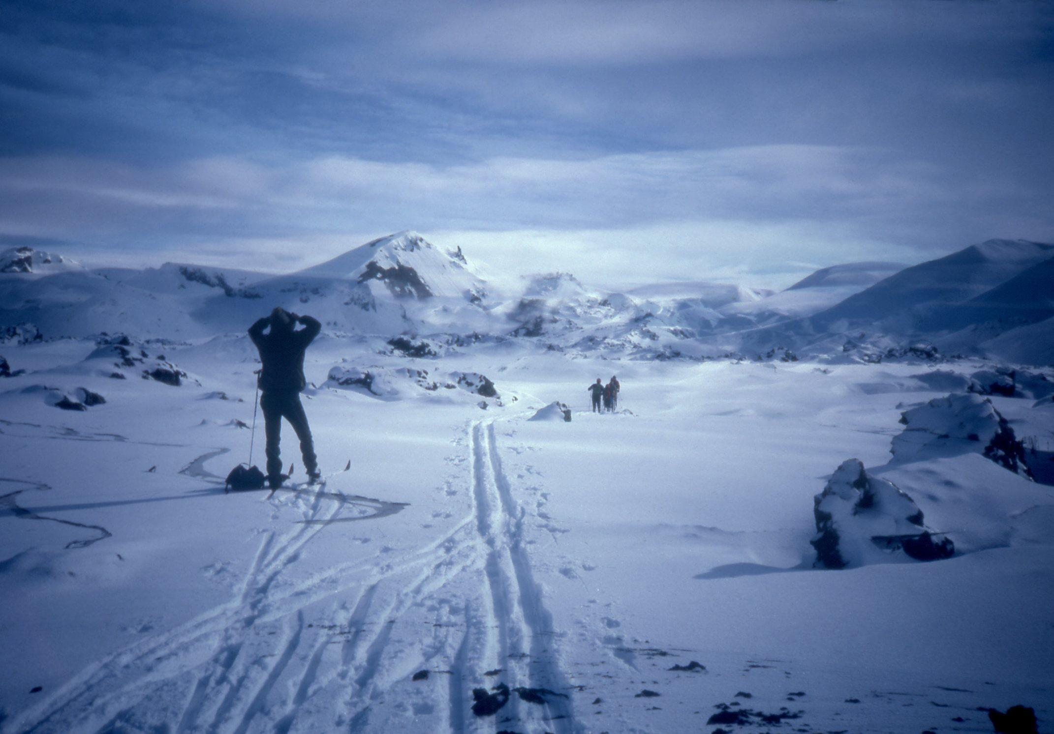 W Islandii łatwo o odmrożenia i przeziębienie.