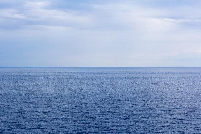 Rozstąpienie się Morza Żółtego. Wierzenia Koreańczyków.