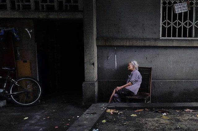 W Korei bardzo dużym szacunkiem otacza się osoby starsze.