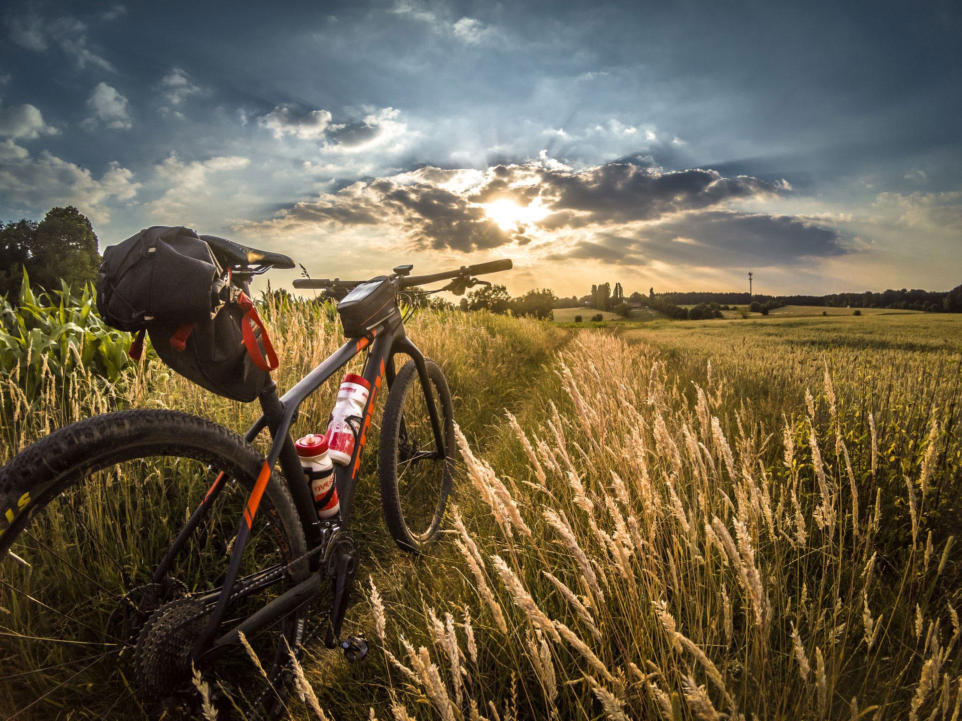 6 najdzikszych tras rowerowych na świcie