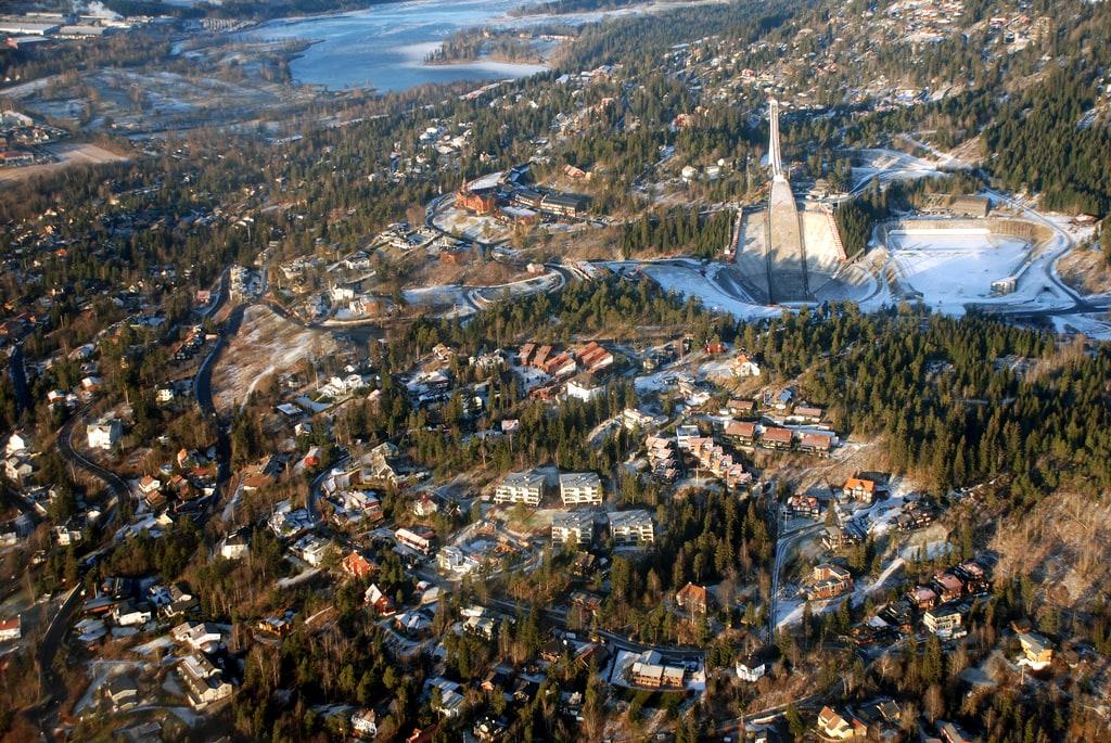 Festiwal w Holmenkollen, Norwegia