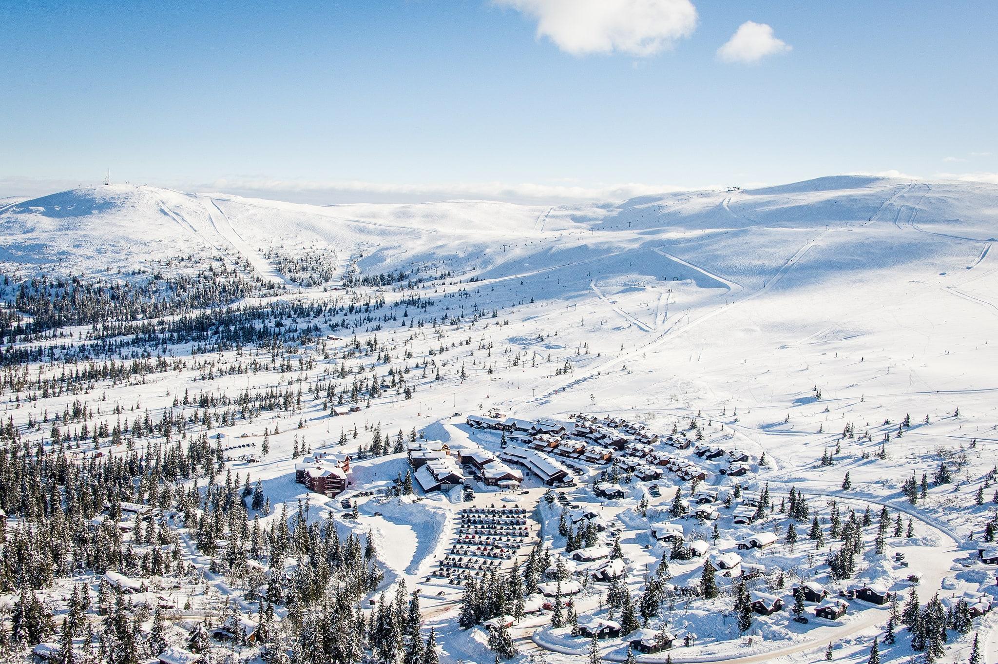 Gdzie jechać do Norwegii na narty? Podpowiadamy!