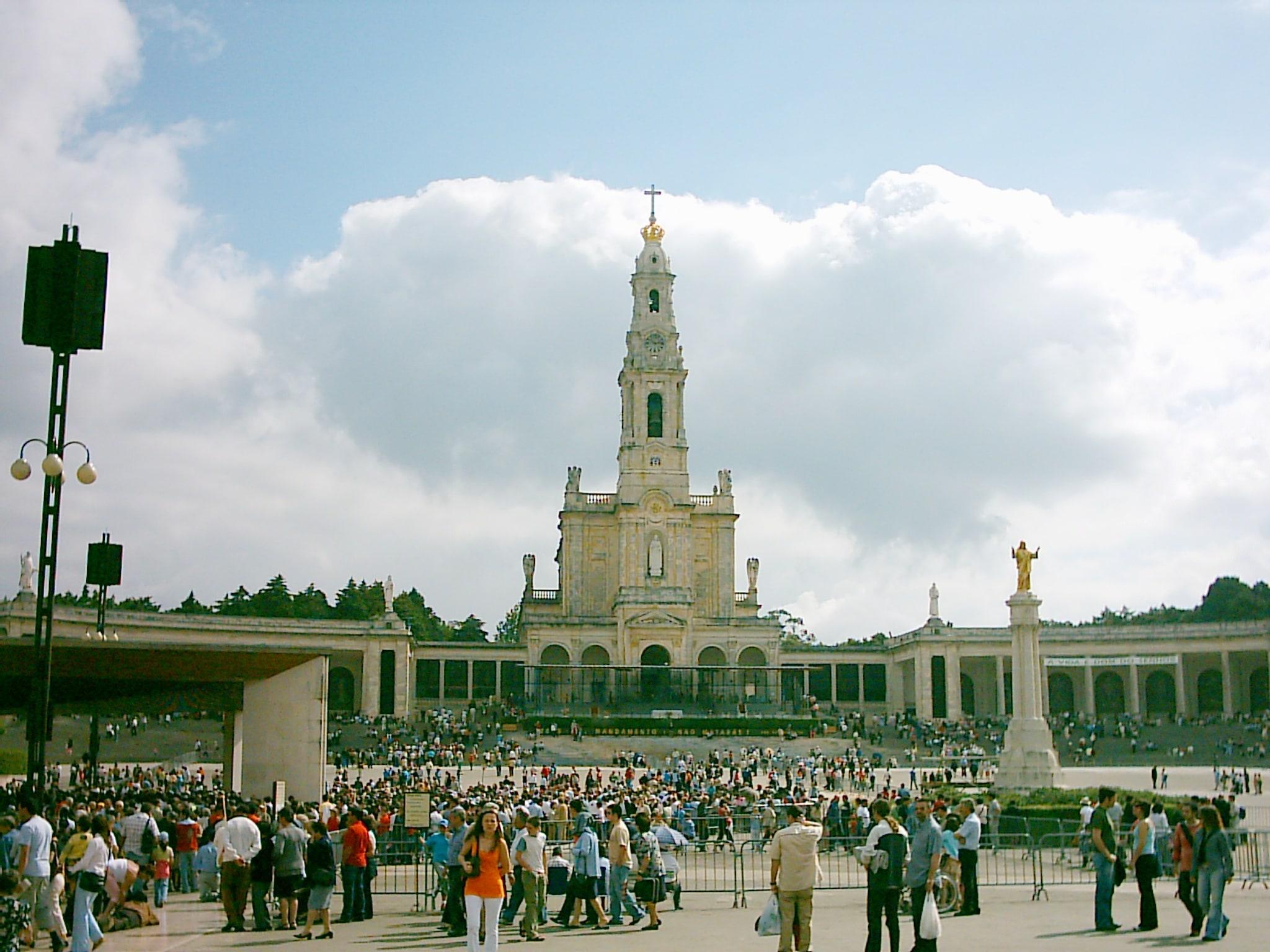Fatima w Portugalii. To nie tylko miejsce kultu religijnego.