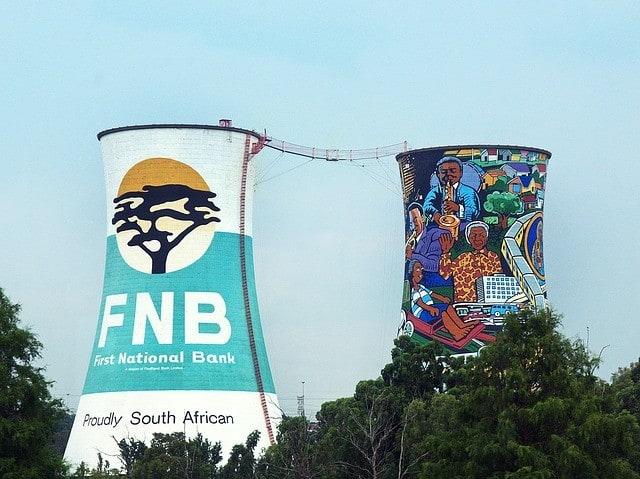 Atrakcja w RPA, Orlando Towers.