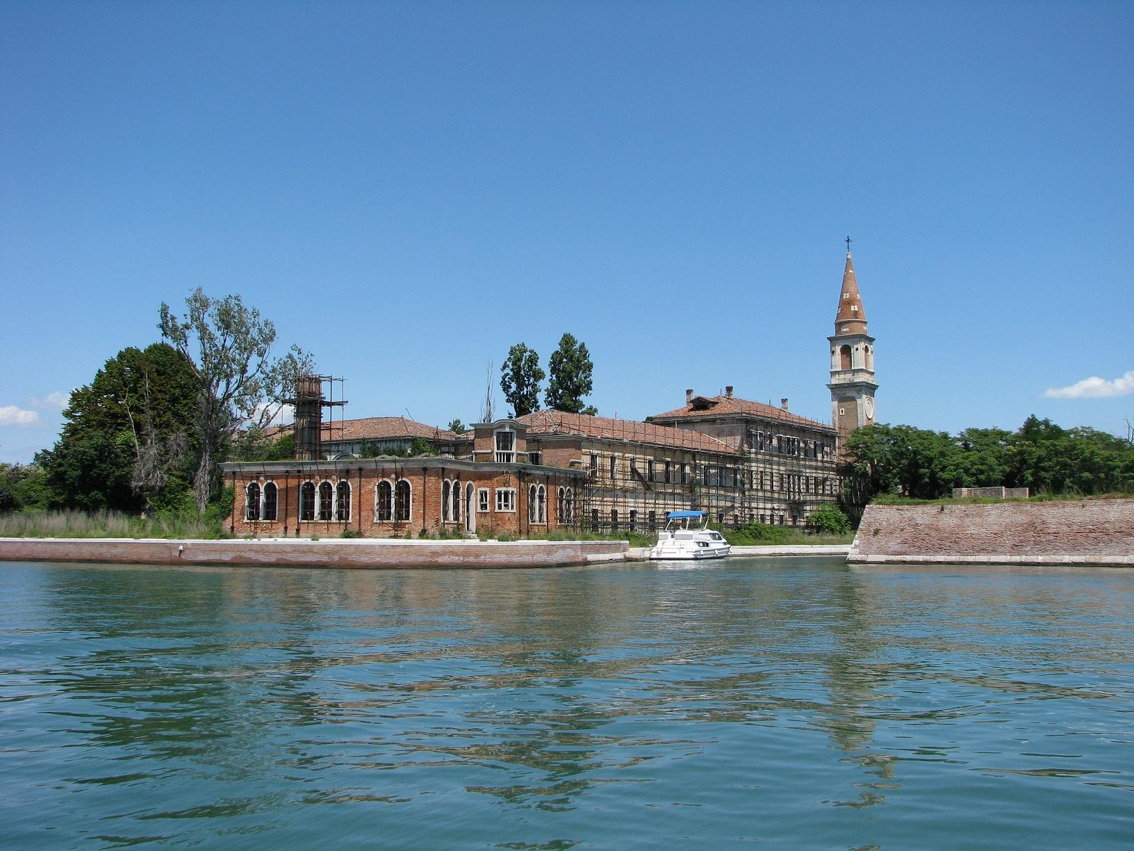 Wyspa Śmierci, Włochy