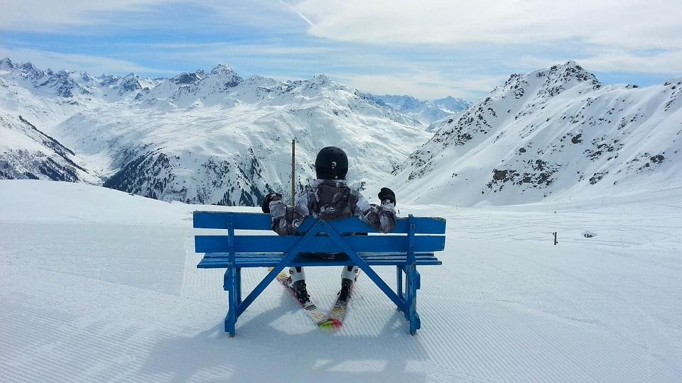 Ranking najlepszych kurortów narciarskich w Szwajcarii.